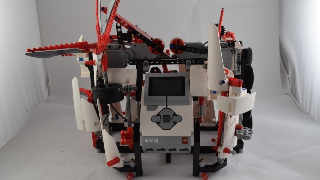 Mindstorms Ultimate Machine