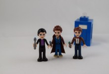 The LEGO Super Friends Project Part 2
