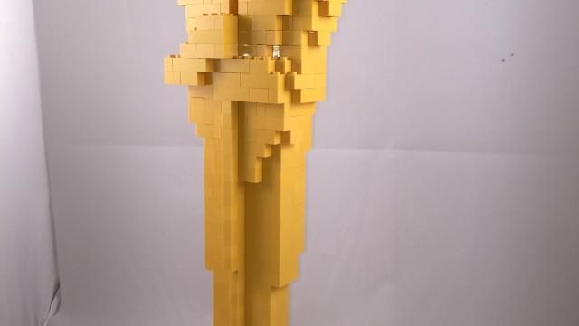 Large Oscar Statues