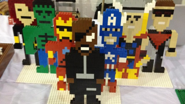 The Post-It Note Avengers